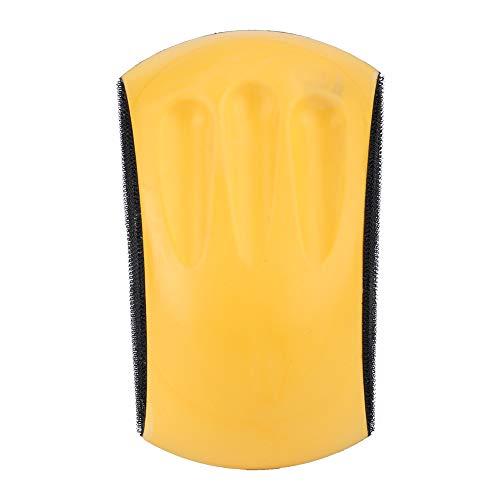 Disco de pulido de pulido de bloque de almohadilla de lijado manual con gancho y bucle de espuma de poliuretano 5'/6'(6' 150 mm)
