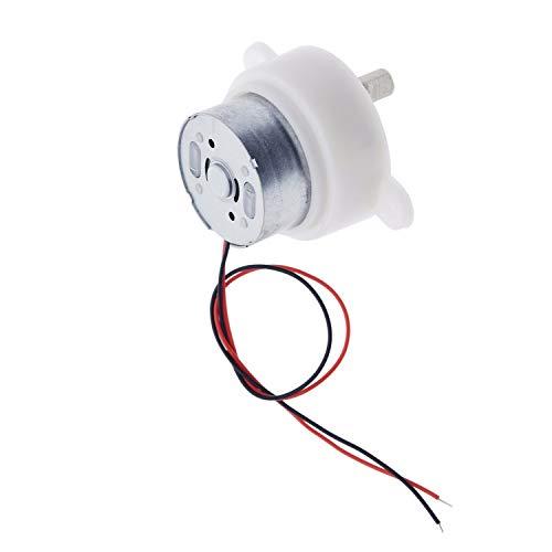 LDTR DIY 14 RPM 2 draden voor elektronisch speelgoed, ventilator DC 12 V, hulpmiddelen, motor met gelijkstroom, hoge snelheid, draaimoment, geared box, S30 K, motorreductie