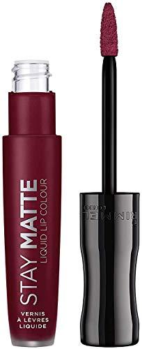 Rimmel London Stay Matte Liquid Lip Colour Labial Líquido Tono 810 - 5.5 ml