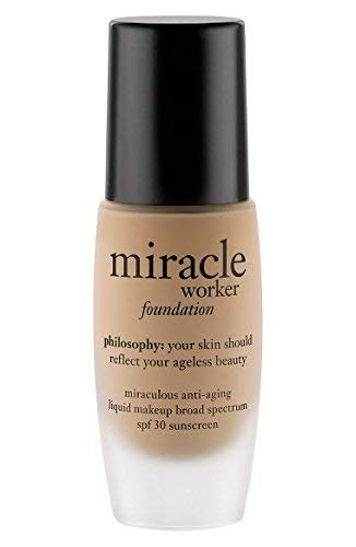 Philosophy Miracle Worker Anti-aging Foundation Shade 5 (1 Fl Oz)