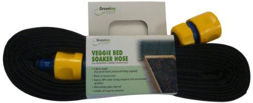 Greenkey Garden and Home Ltd 344 Veggie Bed Soaker Hose, Bl