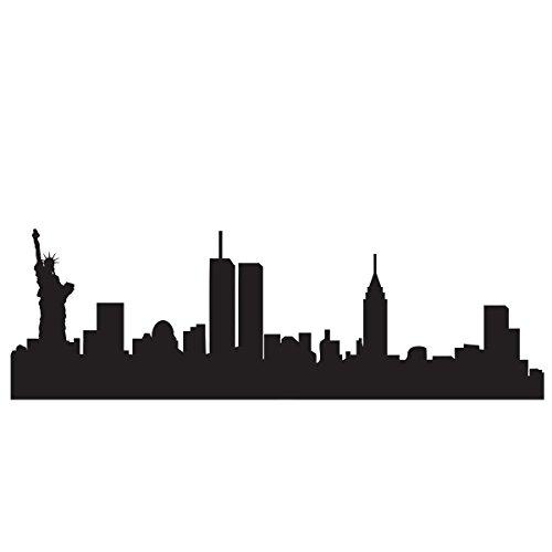 Anderson's New York City Skyline Silhouette Cardboard Standup Kit