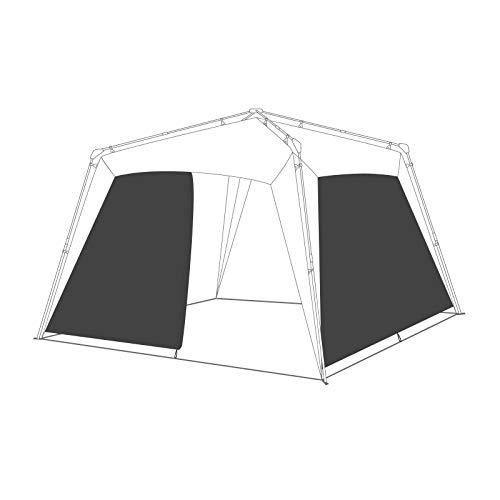 Qeedo Quick Space pareti laterali (a Quick Space 2020) - grigio [2 pezzi]
