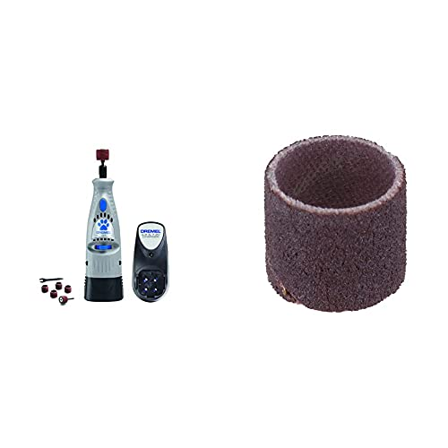 Dremel 7300-PT 4.8-Volt Pet Grooming Kit with 1/2