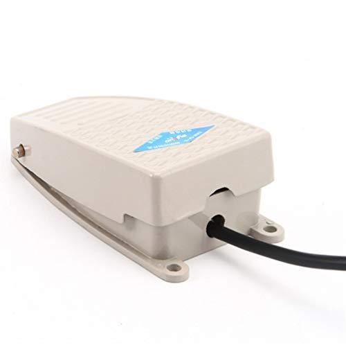 GUODONG MAYE2021 AC 380V DC 220V SPDT momentánea del Control del pie Interruptor de Pedal EKW-5A-B for Soldadura por Puntos de la máquina
