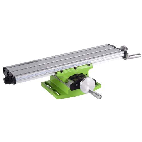 Cross tafel Slide Multi-Functie Mini Miniatuur Precisie Kleine freesmachine DIY Thuis