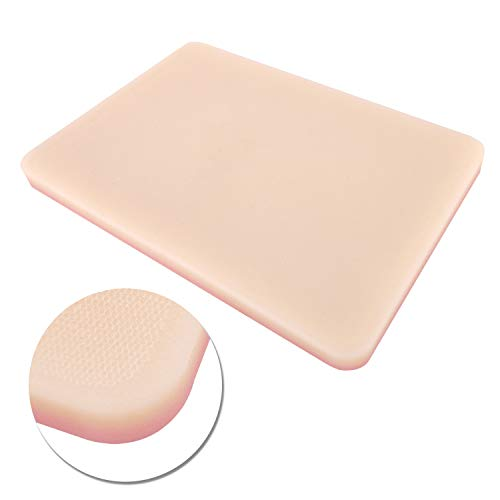 Upgraded Silicone Suture Pad Surgical Skin Model 3-Layers Suture Practice Kit for Medical Student...