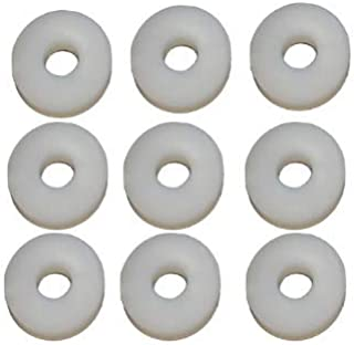 QualityProductClub Nylon Washer For C02 Regulators Kegerator Draft Beer- 9 Pack