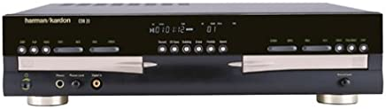 Harman Kardon CDR 20 CD Player/Recorder (Discontinued by Manufacturer)