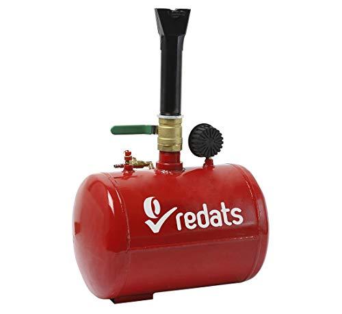 Suministros Ind Orozco Talonador Inflador de Neumáticos Instantáneo 19 litros 10 Bar