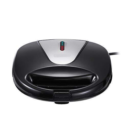Multifunctionele Elektrische Broodrooster, Ei Tosti-Ijzer Mini Toaster Wafelijzer Broodrooster Pannenkoek Toostontbijt Maker