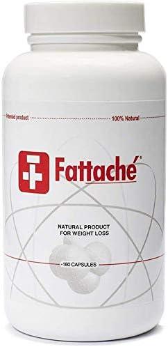 Fattache Weight Loss Supplement Pills Men and Women Fat Blocker High Fiber Chitosan Appetite product image