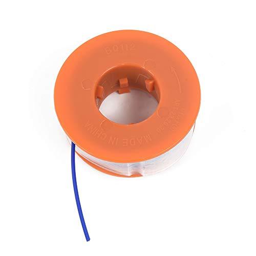 Fansipro Electric Strimmer String Trimmer Head Spool For Bosch Combitrim Easytrim, Orange