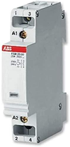 abb-entrelec ESB20–11/230V Schütz ESB 20–11230V Kontakt Kontakt offen + geschlossen