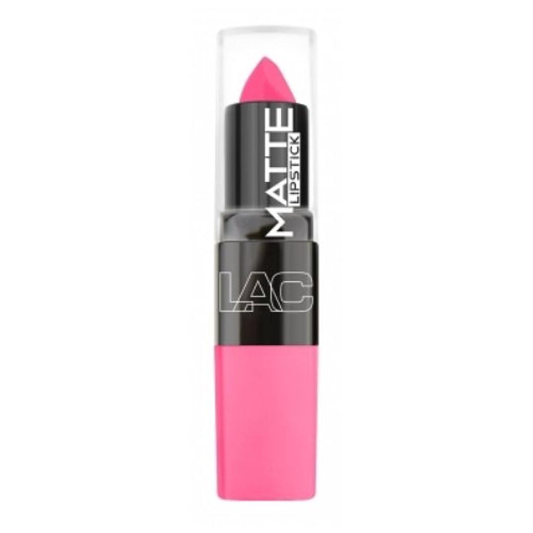 トレードプレビューれんが(6 Pack) LA Colors Matte Lipstick - Charmed (並行輸入品)