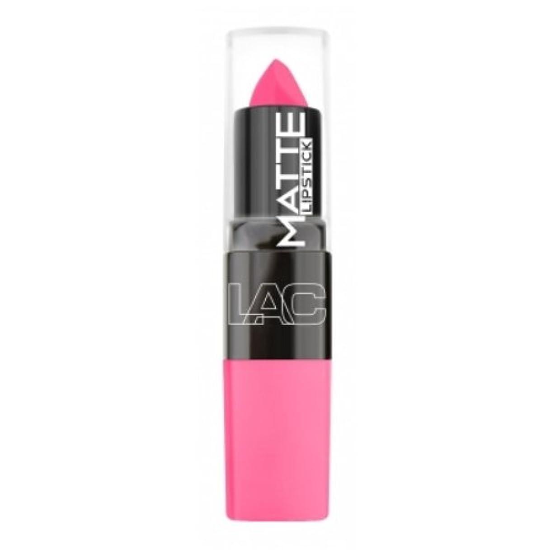 気分が悪いアラブサラボ漏斗(6 Pack) LA Colors Matte Lipstick - Charmed (並行輸入品)