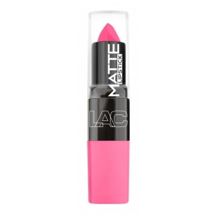 リーチ彼女の残る(6 Pack) LA Colors Matte Lipstick - Charmed (並行輸入品)