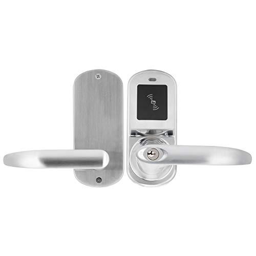 Kit de Cerradura de Puerta Impermeable Resistente a la corrosión Cerradura para el hogar, herrajes para Puertas, para Hotel