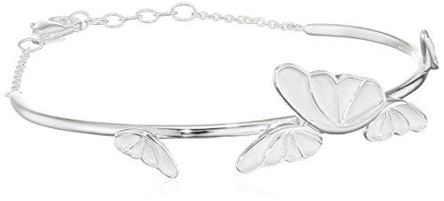 Elements Silver Damen Armreifen Silber - B5007