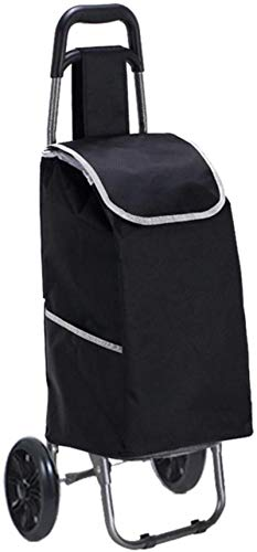 Fantastic Deal! Zfusshop Load-Bearing Hanging Bag Shopping Cart Light and Small Cart Simple Stroller...