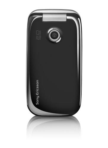 Sony Ericsson Z610i Luster - Teléfono Móvil Libre - Negro