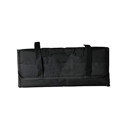 UXZDX Bolsas de herramientas multifunción Bolsa de llave plegable de tela Oxford Bolsa de herramientas de almacenamiento de rollo Herramientas de bolsillo Estuche portátil Organizador Titular Bolsa de