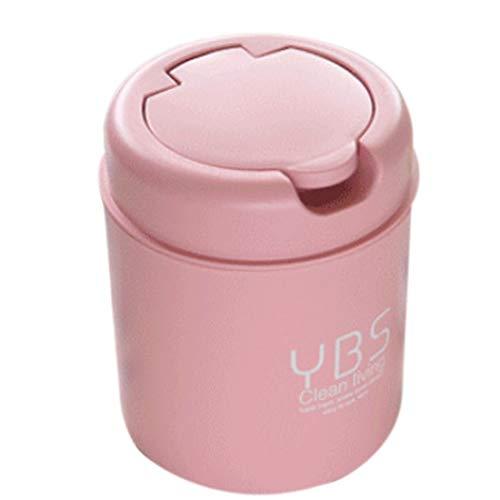 Organizadores De Escritorio Organizador Escritorio Cajas de plástico Apilable Cajas de Almacenamiento Jardín Caja de Almacenamiento Pink