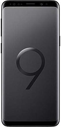 Samsung Galaxy S9 Unlocked Smartphone - Midnight Black - US Warranty (Renewed)