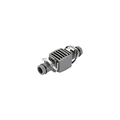 """Oferta de Gardena Micro Drip Connector 13 mm (1/2"""") - Accesorio de hogar (Gris, De plástico, 13 mm, 13 mm)"""