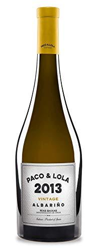 Paco & Lola Vintage, Vino Blanco - 750ml