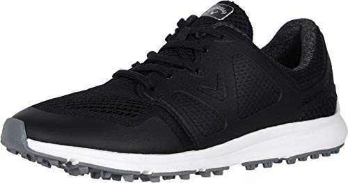 Callaway Women's Solana XT Golf Shoes, Black, 6.5, B