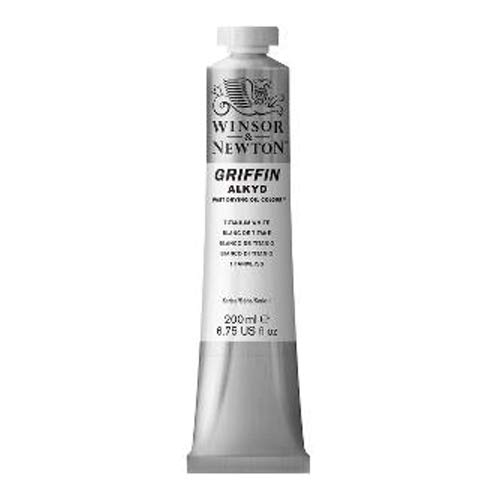 WINSOR & NEWTON Griffin Alkyd Fast-Drying Oil Color Tube