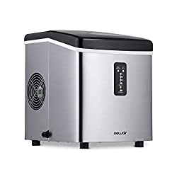 NewAir AI-100SS Countertop Ice Maker