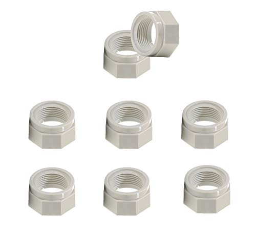Amazing Deal ATIE Pool Cleaner Feed Hose Nut D15 Replacement for Polaris 280, 380, 480, 180 Pool Cle...