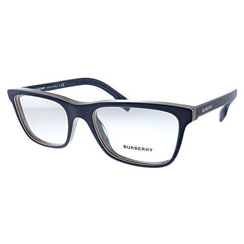 BURBERRY Gafas de Vista BE 2292 Blue 53/18/145 hombre