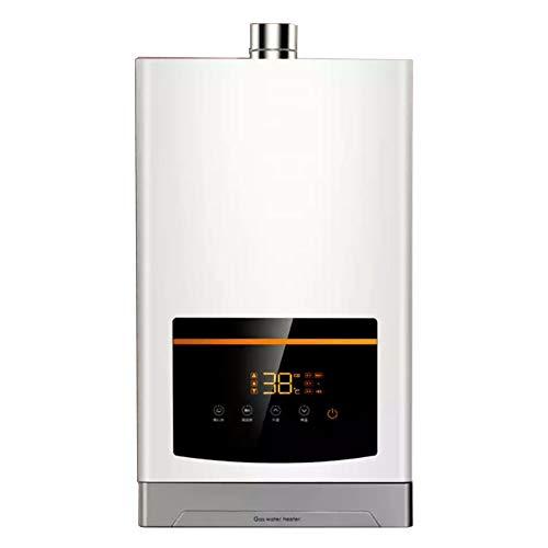 Stoge 16L 30KW Instant-Gas-Warmwasserbereiter NG Erdgas-Warmwasserkessel mit LED-Display-Filtersystem Energiesparende Ausrüstung