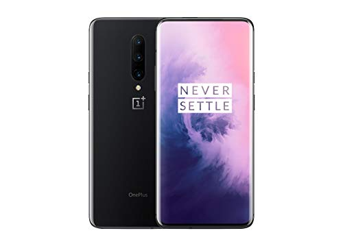 OnePlus 7 PRO 128GB ROM + 6GB RAM Dual-SIM (GSM, CDMA) Factory Unlocked 4G/LTE Smartphone - International Version (Mirror Grey)