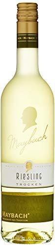 Maybach Riesling Qualitätswein trocken, 0.75l