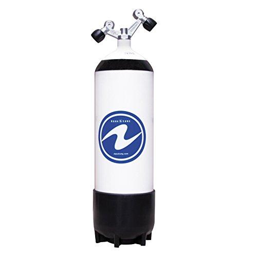 Aqua Lung Tauchflasche 15 Liter mit Tag-Ventil 230 bar