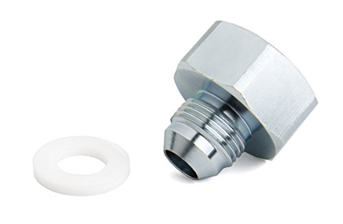NOS 16232 -8AN Nitrous Bottle Nut Adapter & Washer