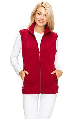 Women's Plus Fashion Vests