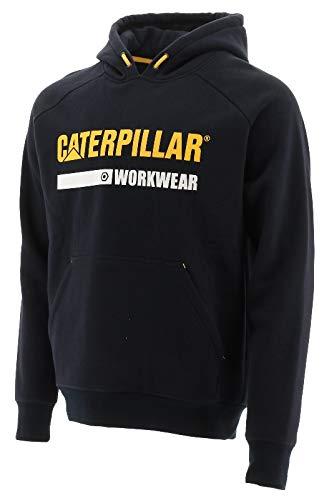 CAT Werkkleding Mens Essentials Katoen Grafisch Werk Hoodie
