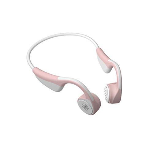 Auriculares para correr con Bluetooth, Auriculares con conducción ósea Bluetooth 5.0, Auriculares deportivos para correr con conducción ósea, inalámbricos, impermeables, para correr, para correr, Co