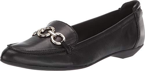Anne Klein Ola Black Leather 6