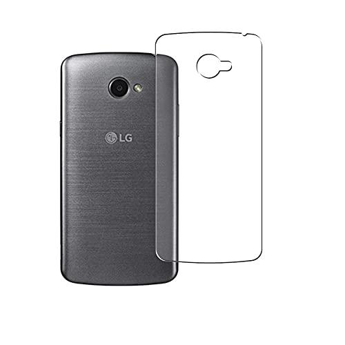 Vaxson 2 Stück Rückseite Schutzfolie, kompatibel mit LG K5 X220 / X220ds / X220mb 2016, Backcover Skin TPU Folie Haut [nicht Panzerglas Bildschirmschutzfolie Hülle Hülle ]