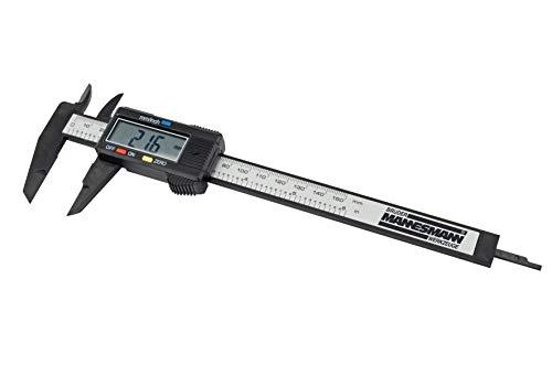 Brüder Mannesmann Werkzeuge M82520 - Calibre Digital (150 mm, 150 mm)