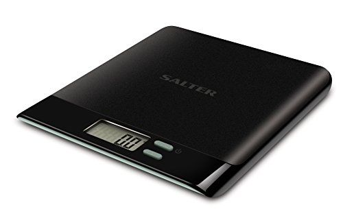 Salter 1052 BKDR plástico, Negro