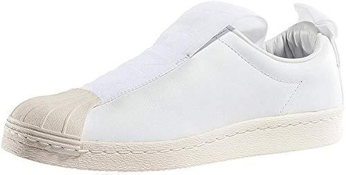 adidas Damen Superstar BW35 Slipon W Gymnastikschuhe, Weiß (FTWR White/FTWR White/Off White), 37 1/3 EU