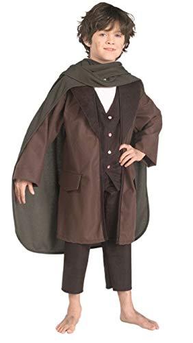Rubies Costume Frodon Le Hobbit - Le Seigneur des Anneaux Taille : 8/10 Ans (126 à 138 cm)