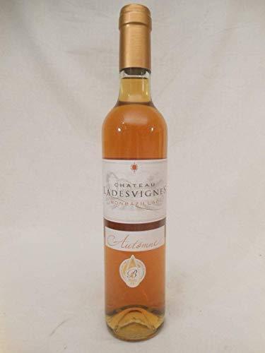 50 cl monbazillac château ladesvignes automne liquoreux 2009 - france sud-ouest - une bouteille de vin